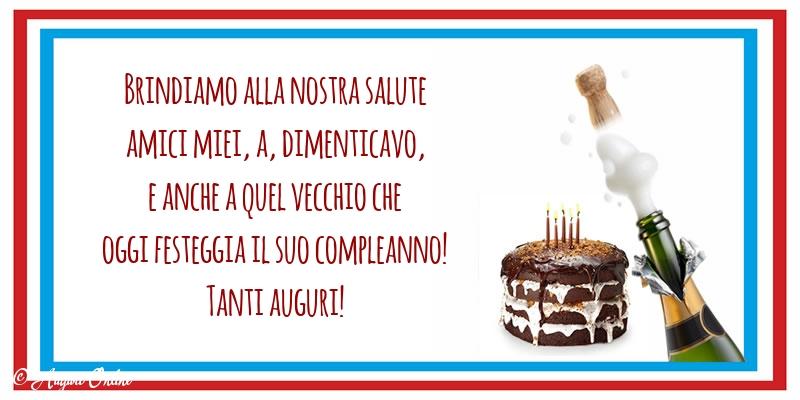 Auguri di compleanno - Tanti auguri!