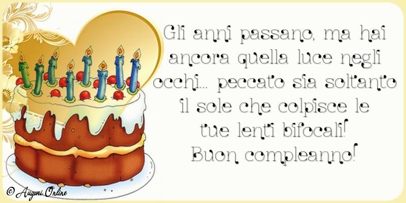 Auguri di compleanno - Buon compleanno!