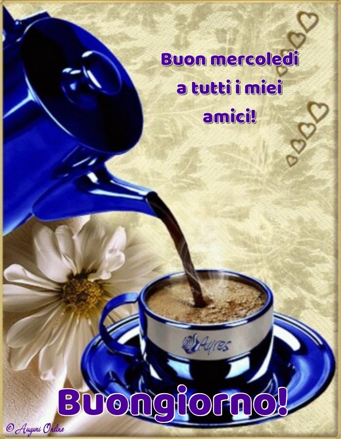 Immagine Con Caffè Buongiorno Mercoledi