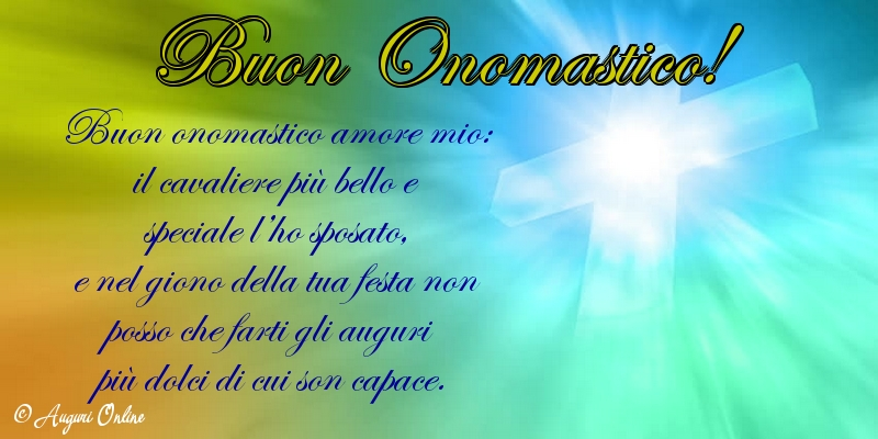 Auguri di San Giorgio - Buon Onomastico!