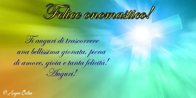 Auguri di San Giorgio - Felice onomastico!