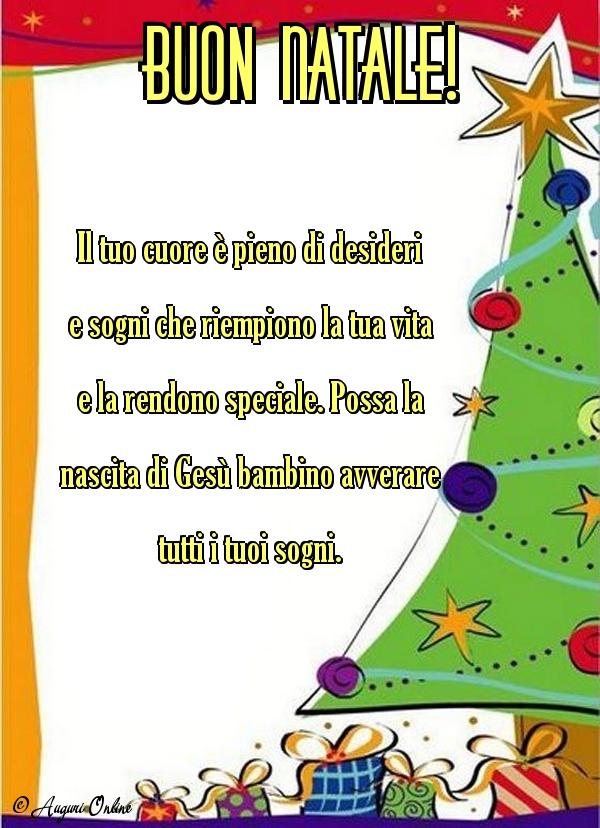 Cartoline di Natale - Buon Natale!