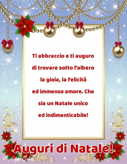 Cartoline di Natale - Auguri di Natale!