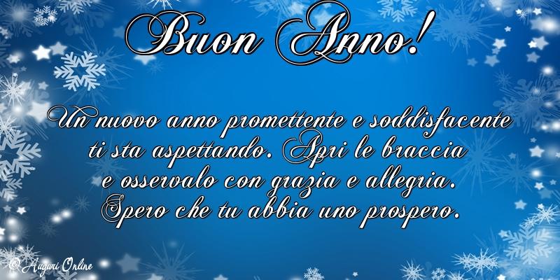 Buon Anno 2021 - Buon Anno!