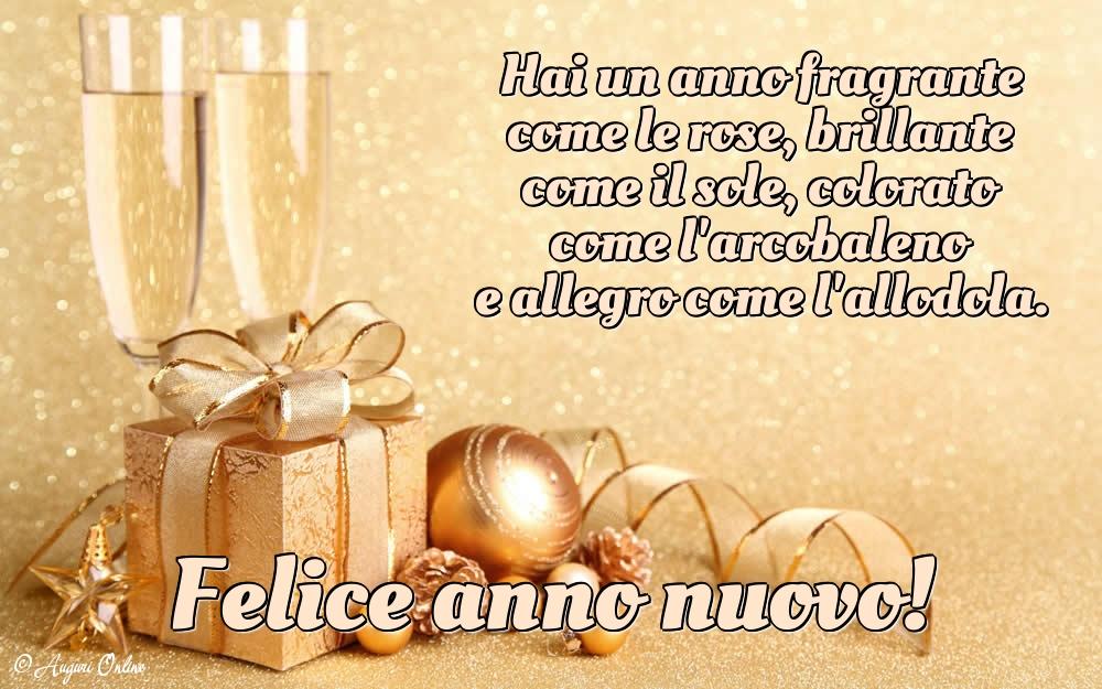 Buon Anno 2021 - Felice anno nuovo!